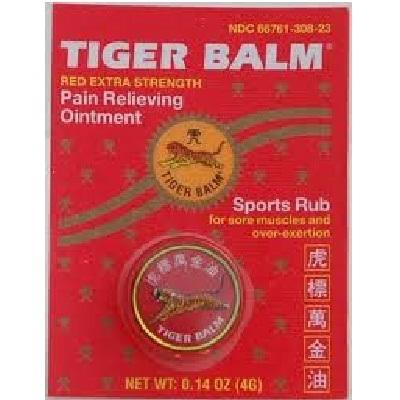 Tiger Balm Pain Relieving Ointment - 4g