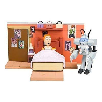 McFarlane Toys Rick and Morty You Shall Now Call Me Snowball Building Set - 129pcs