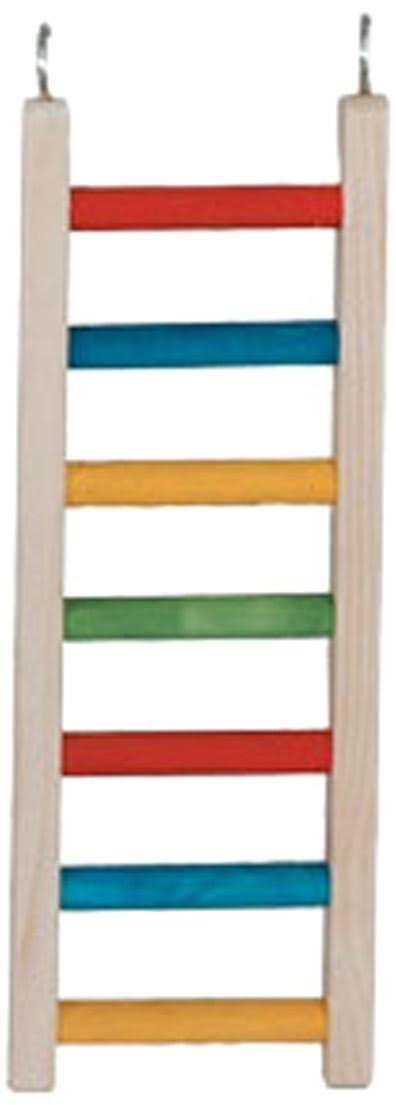 Paradise Toys Ladders Wood Parrot Ladder - 18""