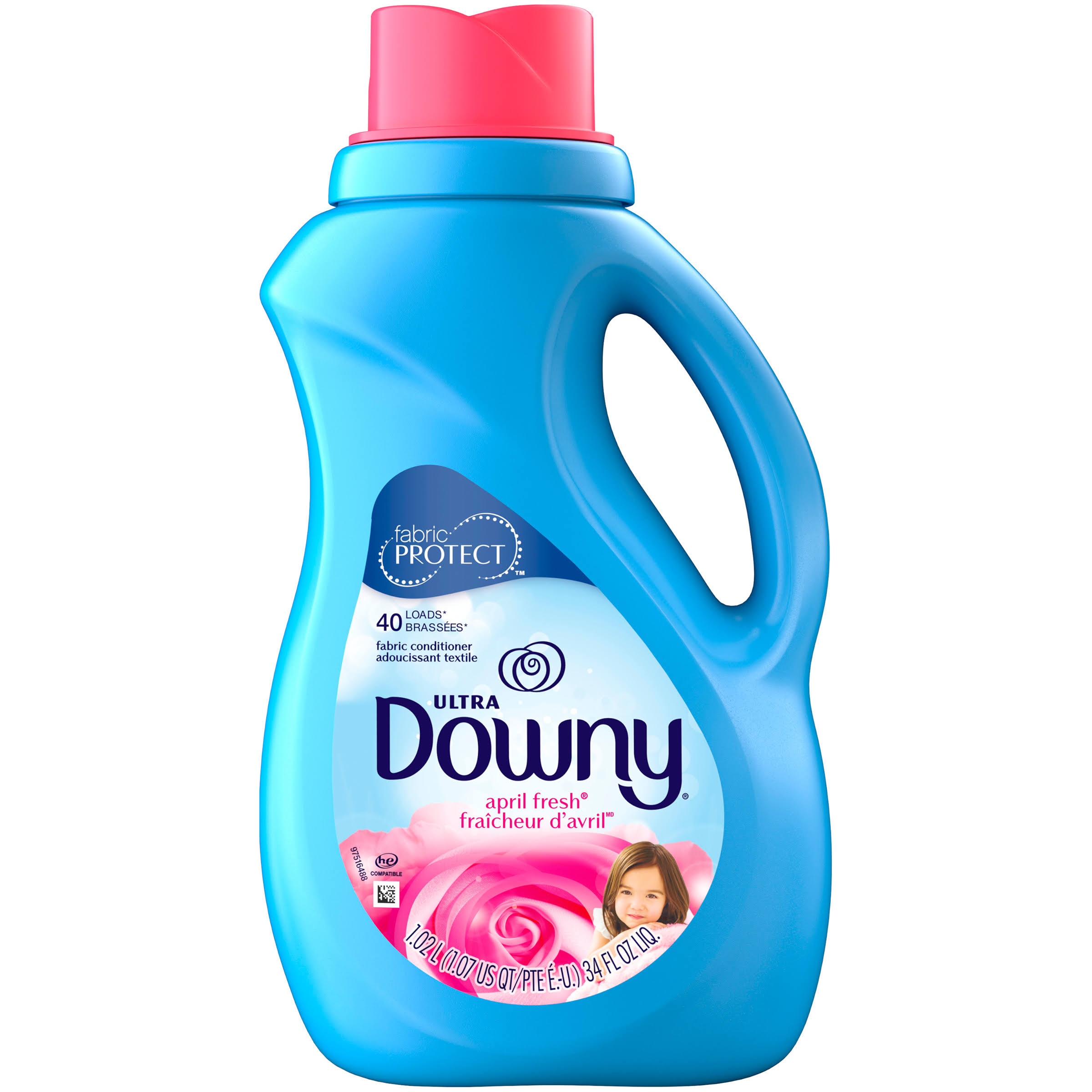 Procter & Gamble Downy Fabric Softener - April Fresh