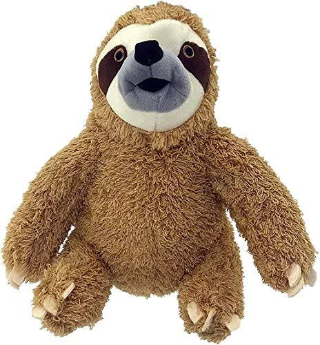 Petsport Sammy Sloth Tuff Squeaks Dog Toy