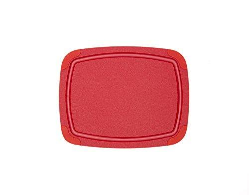 Epicurean Poly Cutting Board 11.5 inch x 9 inch - Red