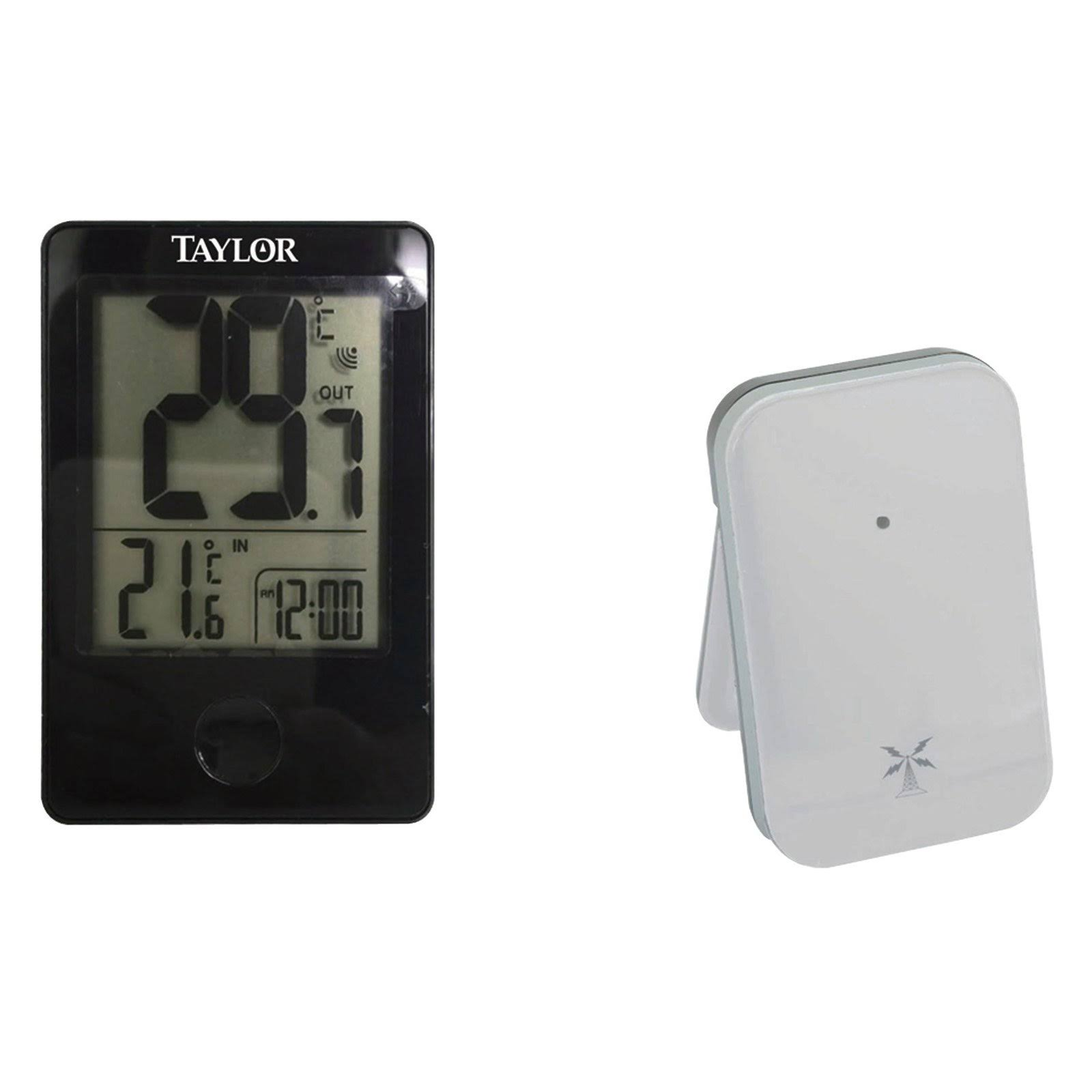 Taylor Indoor/Outdoor Digital Thermometer with Remote