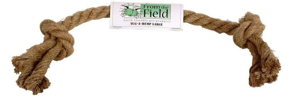 Tug-a-Hemp Large Dog Toy