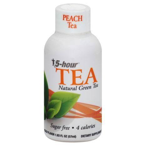 5-Hour Energy Peach Tea - 12pcs