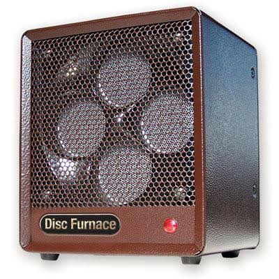 World Marketing Brown Ceramic Disc Furnace Heater
