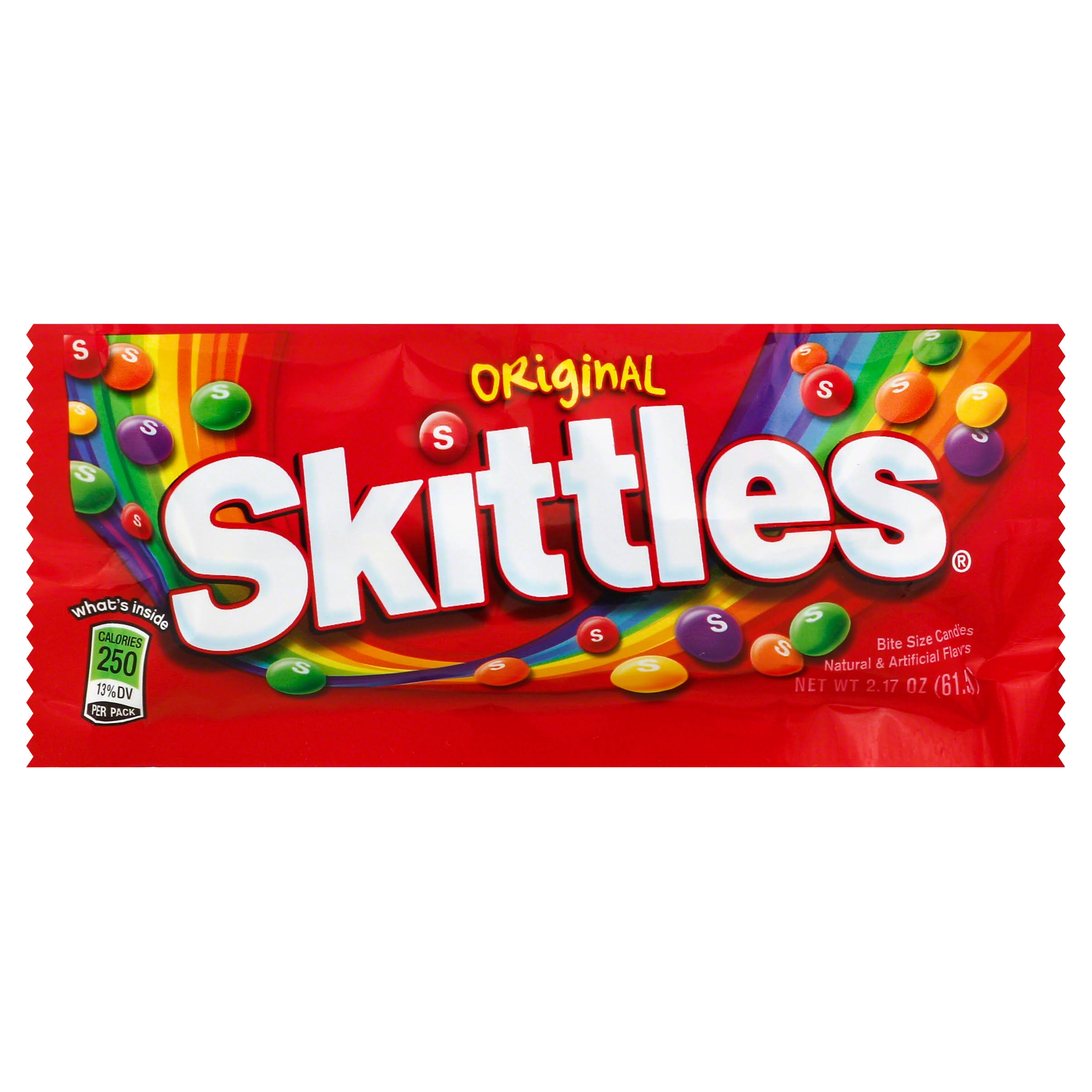 Skittles Candy - 2.17oz