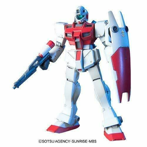 Bandai HGUC Gundam 0080 GM Command Space Type HG Model Kit - 1/144 Scale