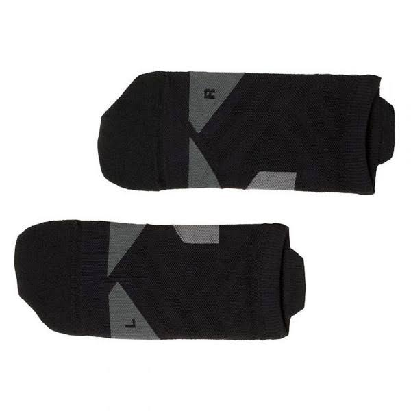 On Performance Running Gear Low Sock - Black Shadow, Size 10-11