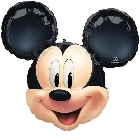 Mickey Mouse Forever Head Balloon 25 inch