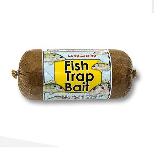 Aquatic Nutrition Fish Trap Bait - 3lb. Tube