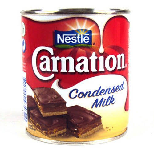 Nestlé Carnation Sweetened Condensed Milk Can - 397g