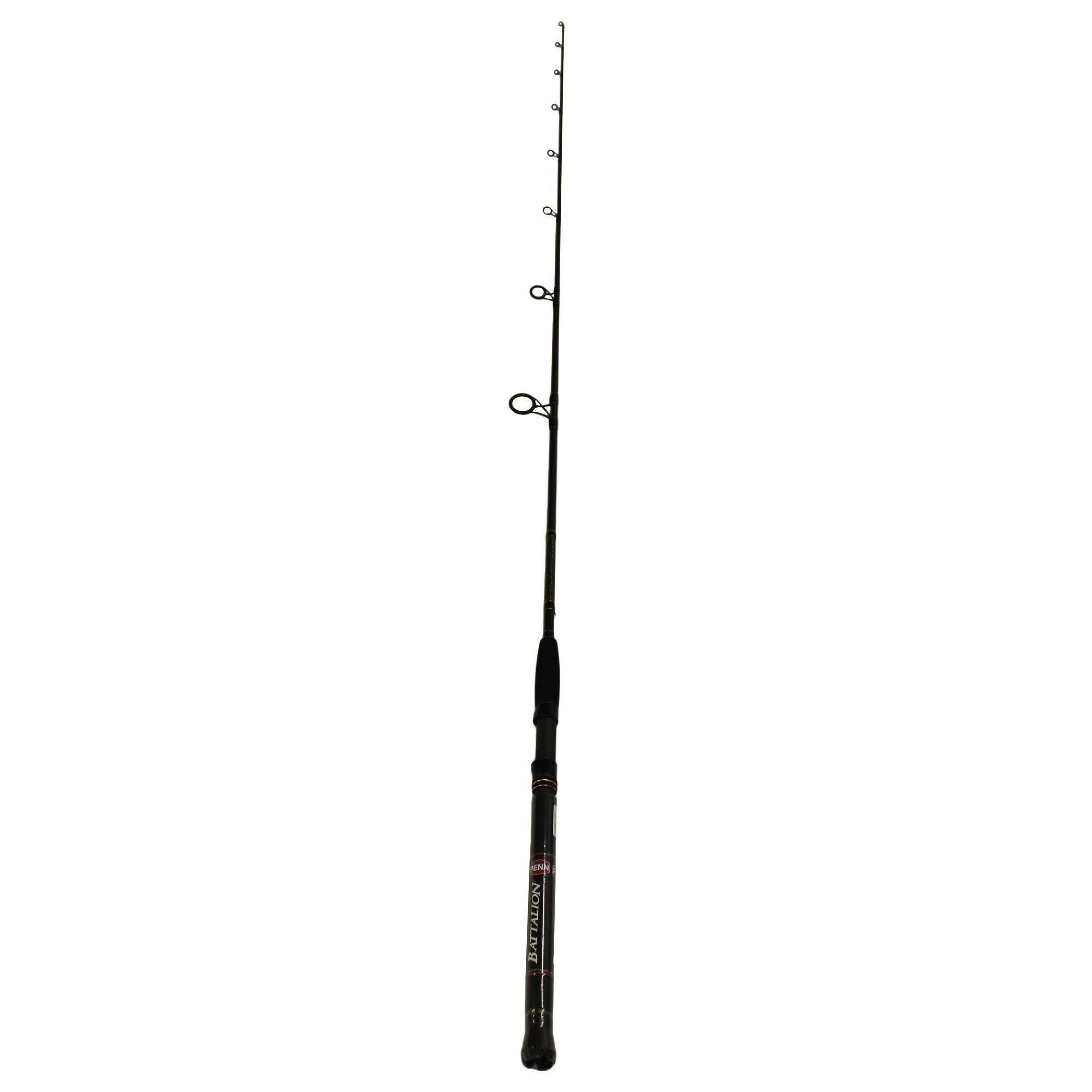 Penn Battalion Inshore Spinning Rod, 12-20-Pound/7-Feet