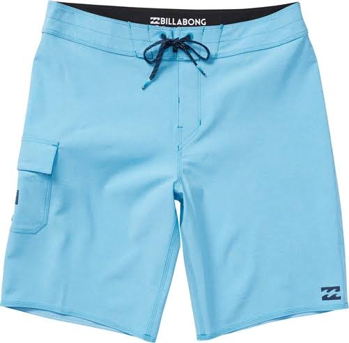 Billabong All Day x Boardshorts Men's Swimwear Blue Heather : 30
