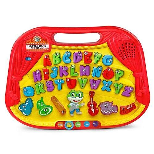 Leap Frog Letter Band Phonics Jam Toy