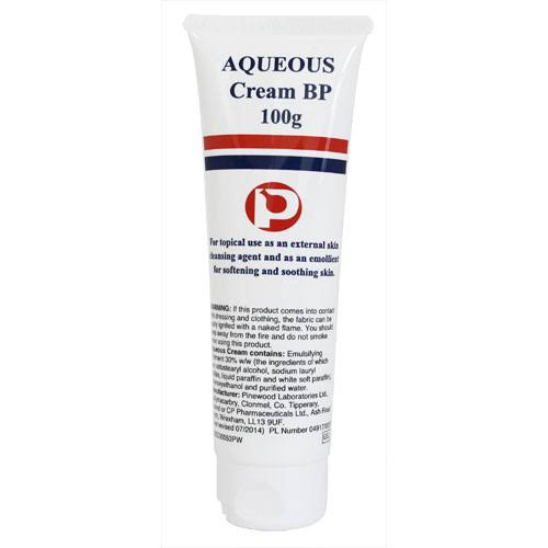 Aqueous Cream BP Tube - 100g