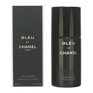 Chanel Bleu De Deodorant Spray - 100ml