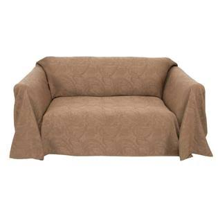 Stylemaster Alexandria Furniture Throw Sofa Mocha