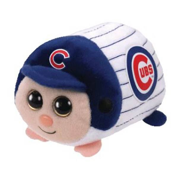 Ty Plush MLB Teeny Chicago Cubs