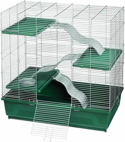 "Kaytee My First Home Multi-Level Exotics Cage - 30"" x 18"""