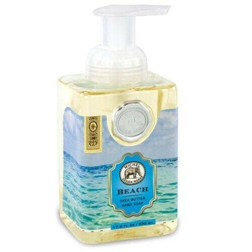 Michel Design Works Foaming Hand Soap - Beach, 17.8oz