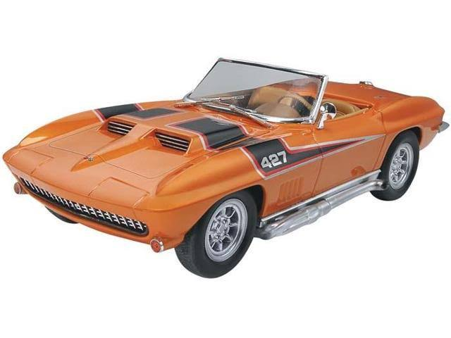 Revell 1967 Corvette 427 Roadster Plastic Model Kit
