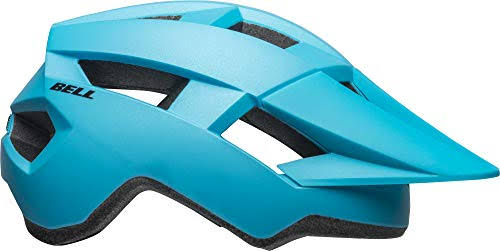 Bell Spark MIPS Cycling Helmet - Women's Matte Blue/Black