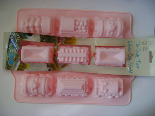 Hilly's Kitchen Candy Train Silicone Mould