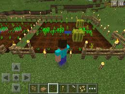 Minecraft Automatic Pumpkin Farm by How Does Farming Work In Minecraft Pocket Edition U2013 Phoneresolve