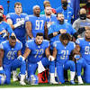 Here's how NFL players protested during national anthems on ...