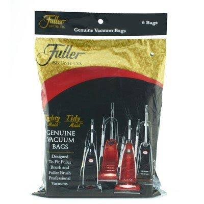 Fuller Brush Mighty Maid and Tidy Maid Vacuum Paper Bag - 6ct