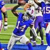 Bills vs. Ravens score: Historic pick-six lifts Buffalo, Lamar Jackson ...
