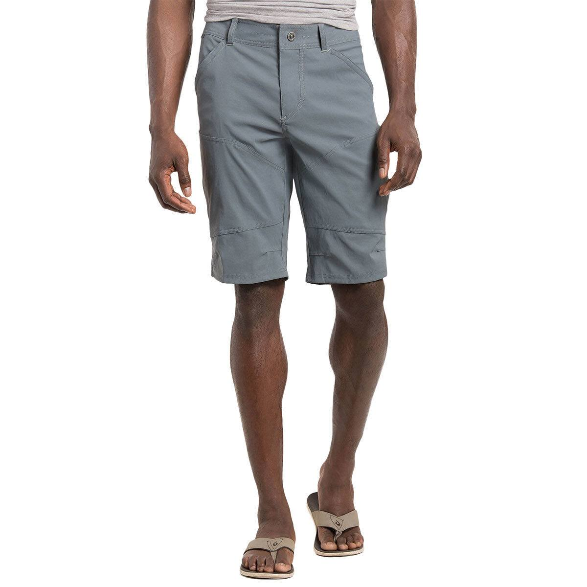 Kuhl Men's Renegade Short, Pewter / 36