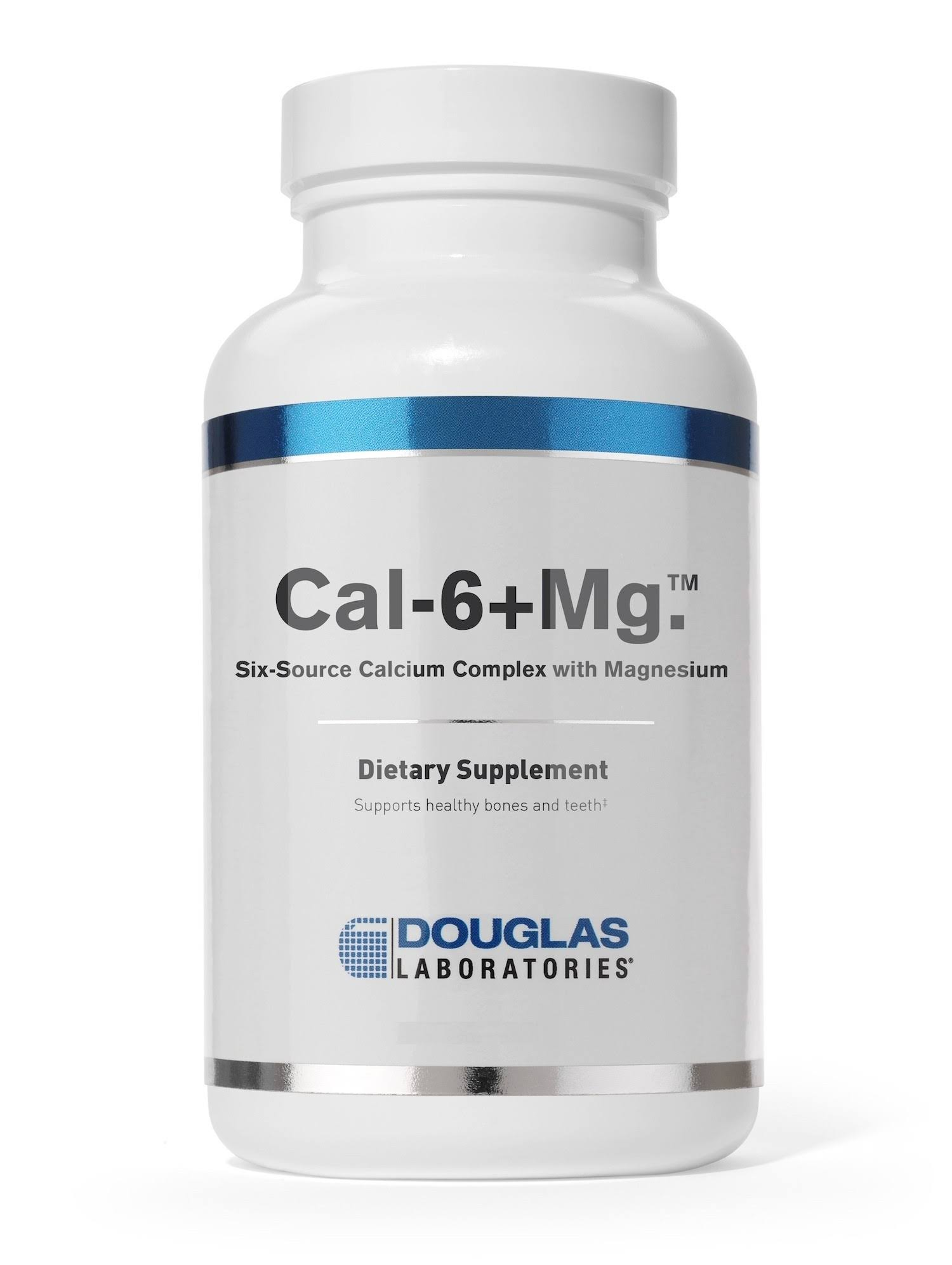 Douglas Laboratories Cal-6 + Mg Supplement - 90 Tablets