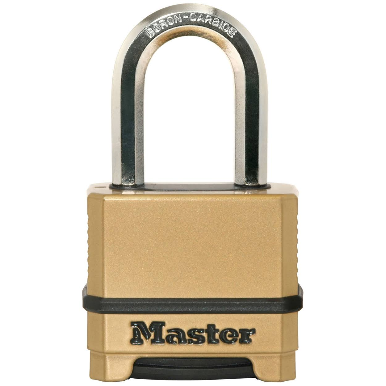 Master Lock Excell 4 Digit Combination Padlock - 50mm