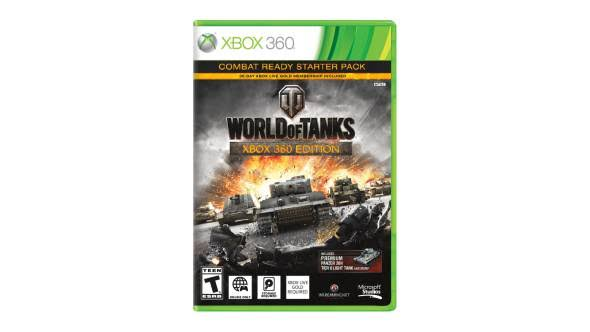 World of Tanks Xbox 360 Edition - Xbox 360