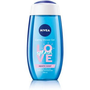 Nivea Shower Love Splash Shower Gel - 250ml