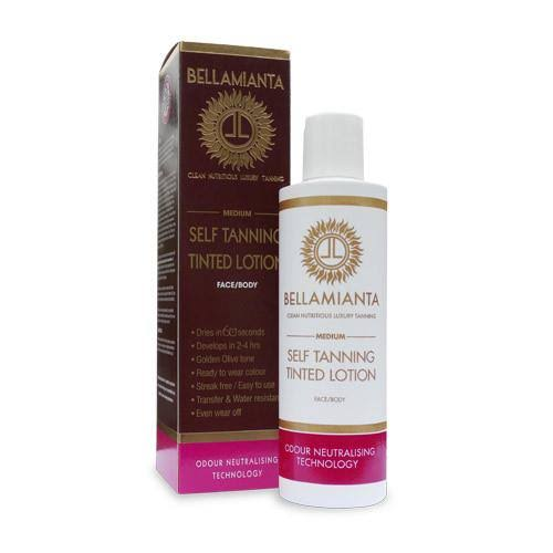 Bellamianta Self Tanning Tinted Lotion - 200ml