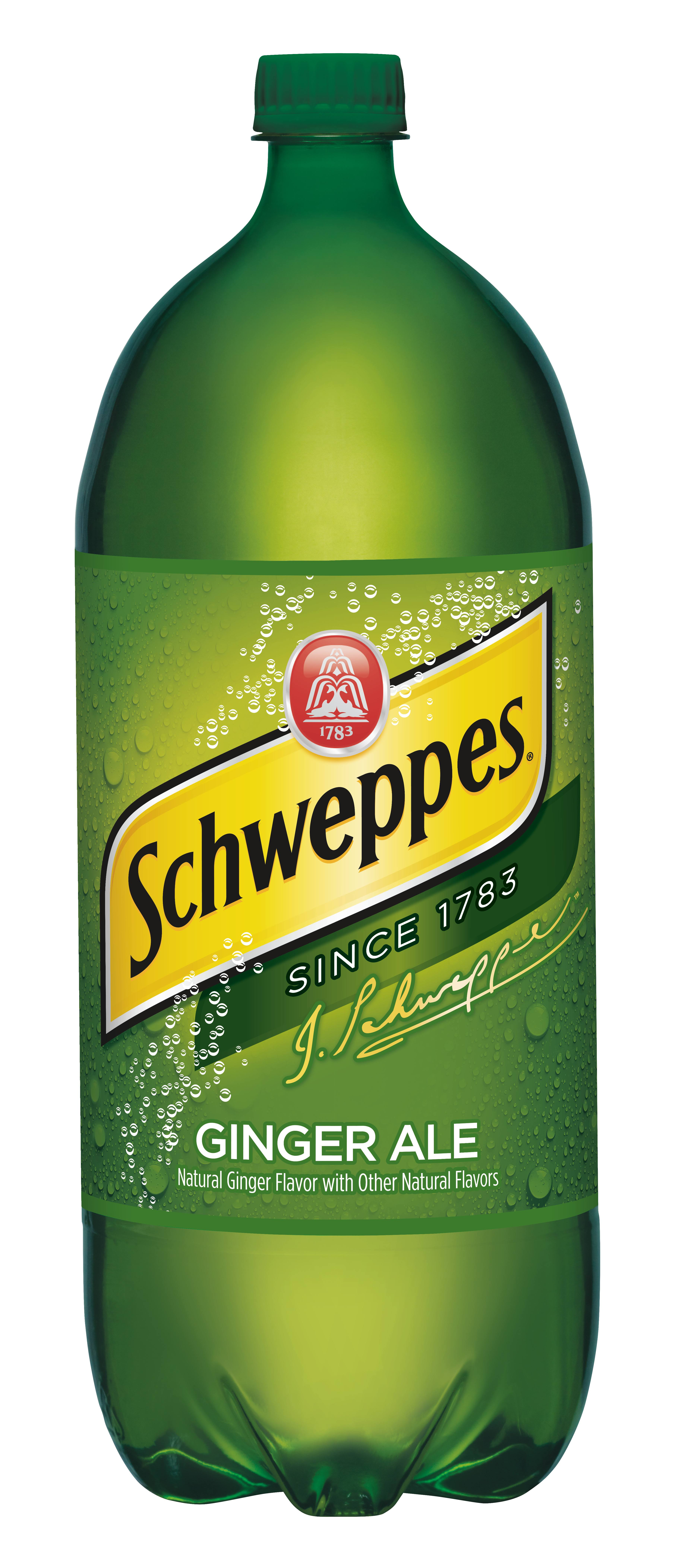 Schweppes Ginger Ale Caffeine Free - 2l
