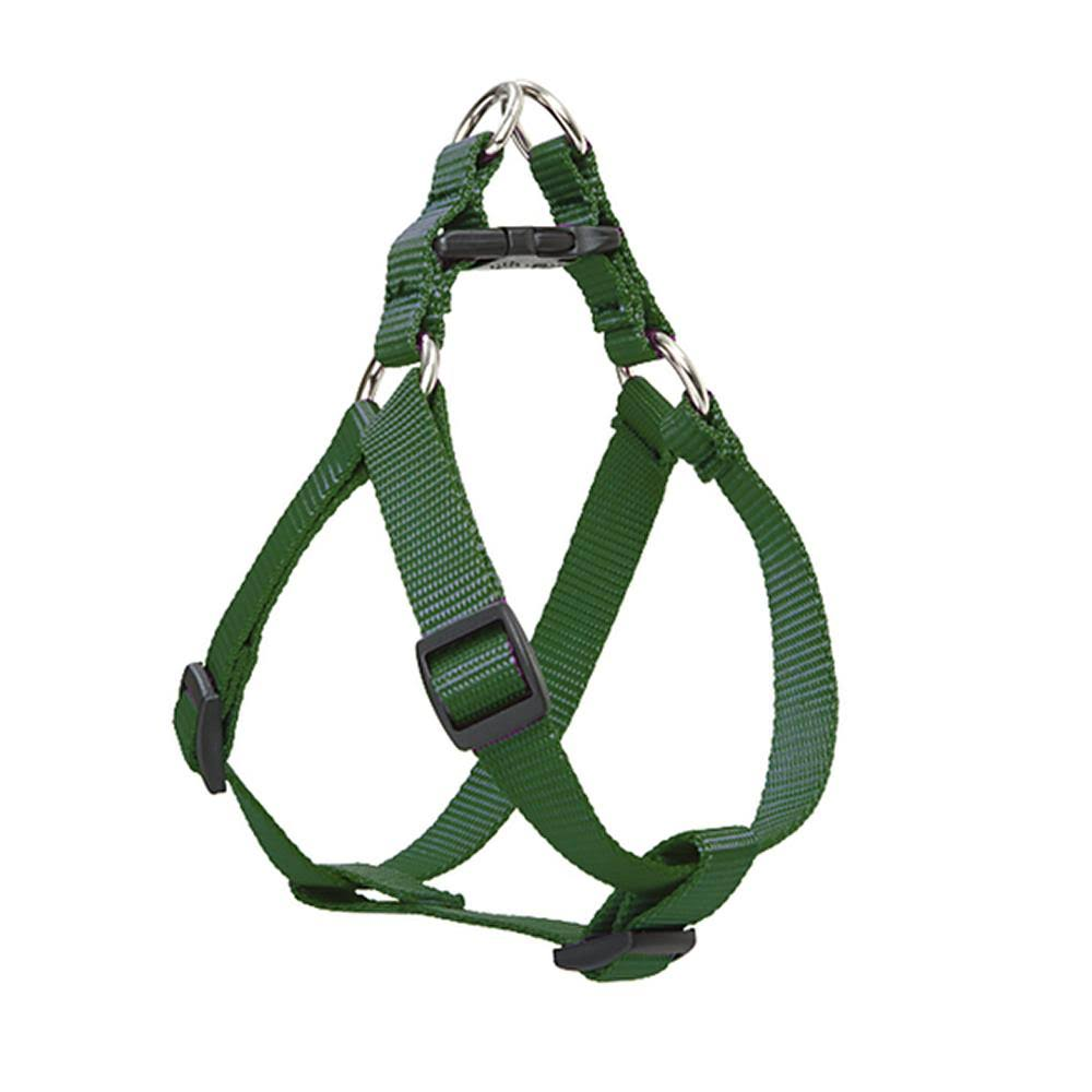 Lupine Step In Dog Harness - Green