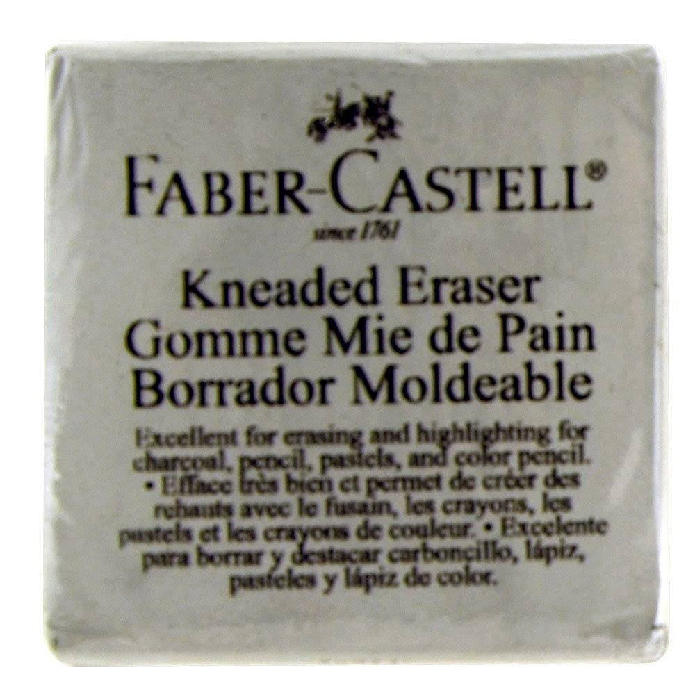 Faber-Castell Kneaded Eraser - Extra Large