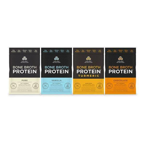Ancient Nutrition Bone Broth Protein Pure - Single Packet .78 oz
