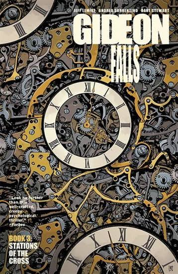 Gideon Falls Volume 3: Stations of the Cross [Book]