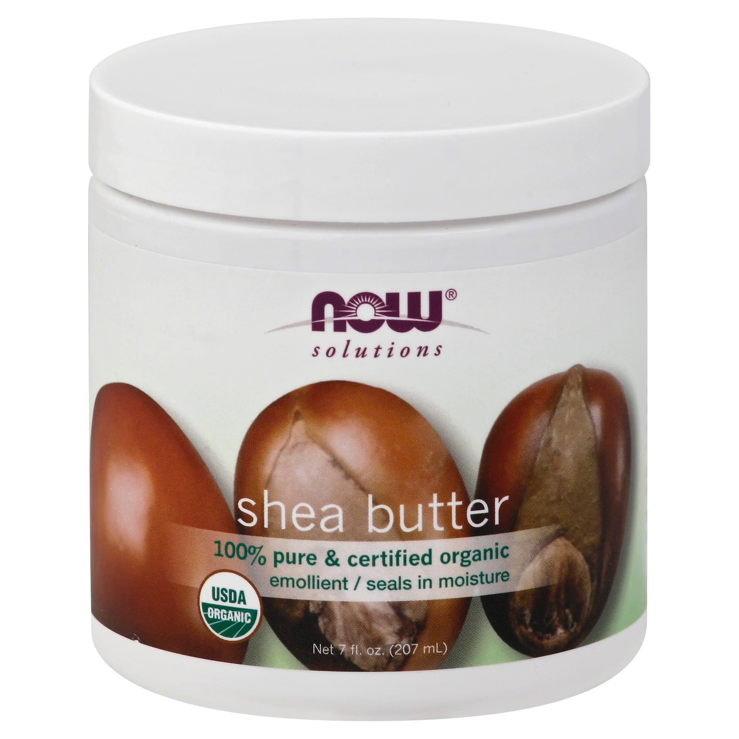 Now Solutions Shea Butter - 207ml