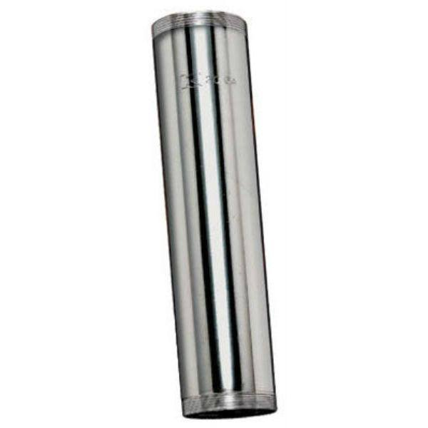 Plumb Pak Chrome Plated Threaded Tube - 1-1/2in x 12in