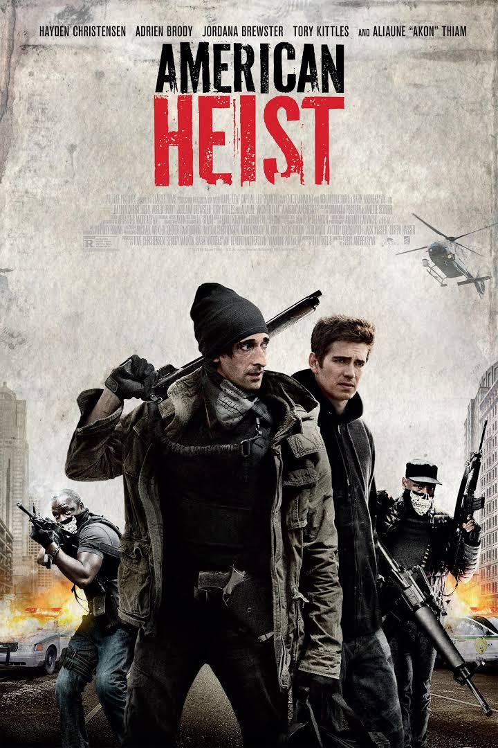 American Heist-American Heist