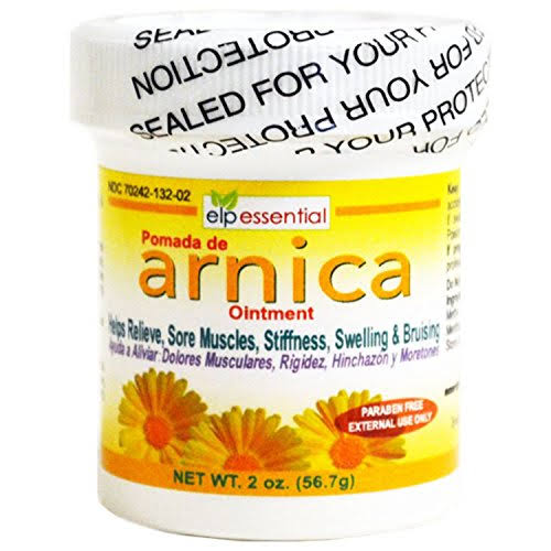 Arnica Ointment Pomade Treatment - 2oz