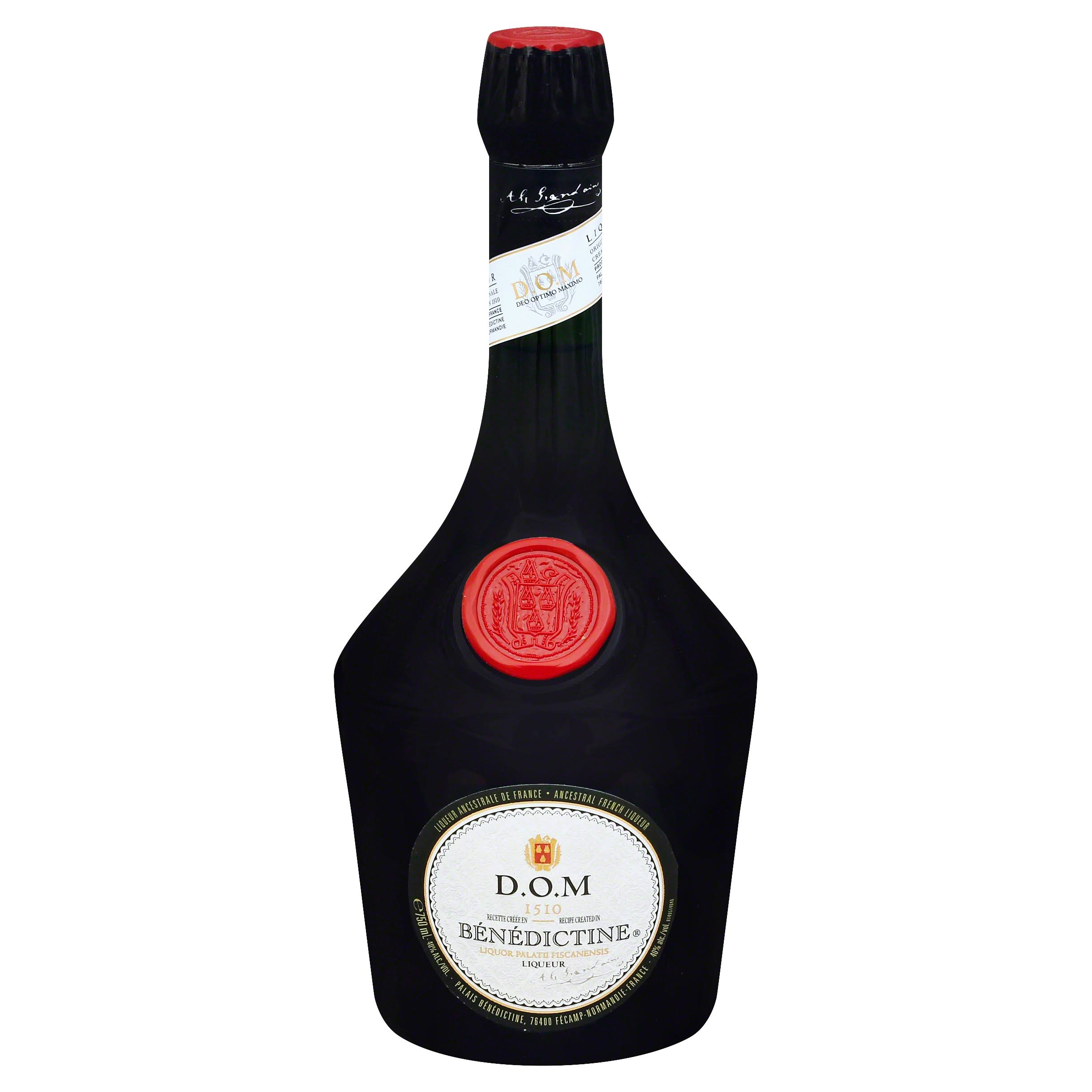 Benedictine Liqueur - 750 ml