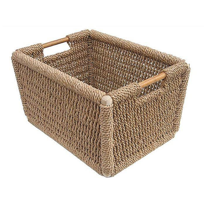 Manor Collection Rushden Log Basket 1336