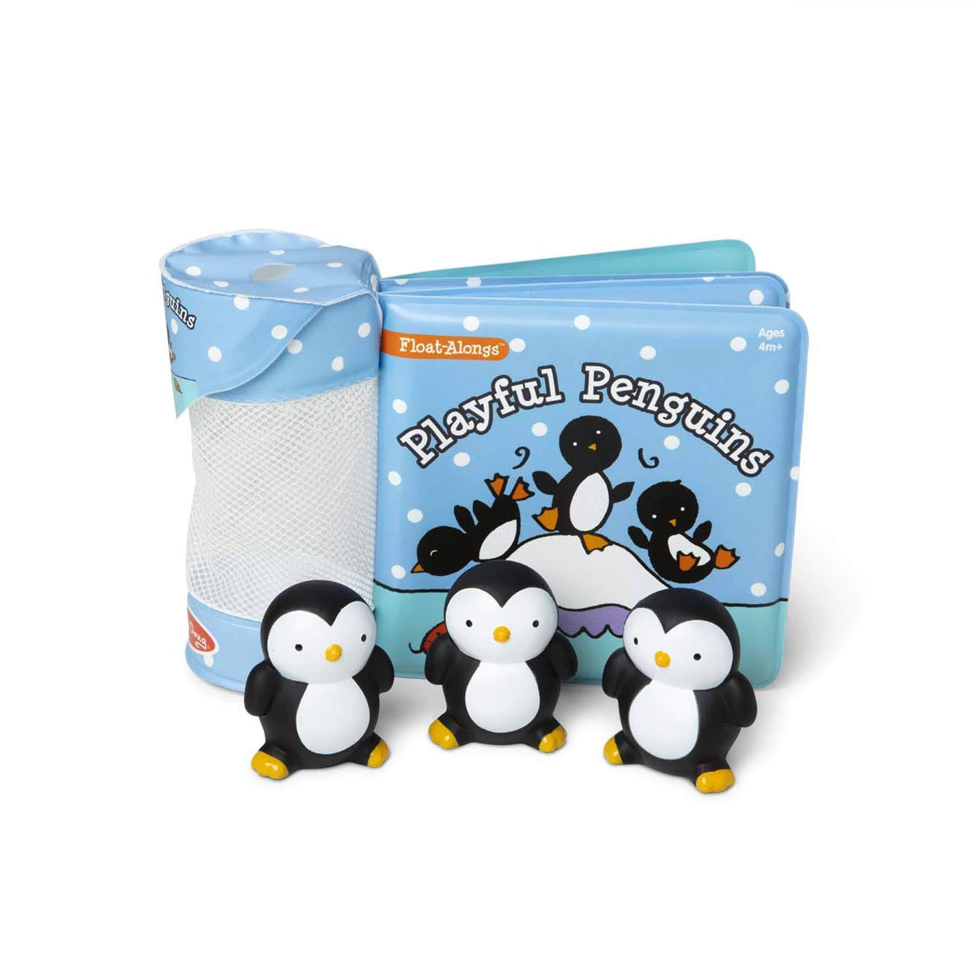 Melissa & Doug Float Alongs-Playful Penguins